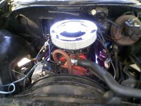 Picture of 1973 Chevrolet Malibu, engine