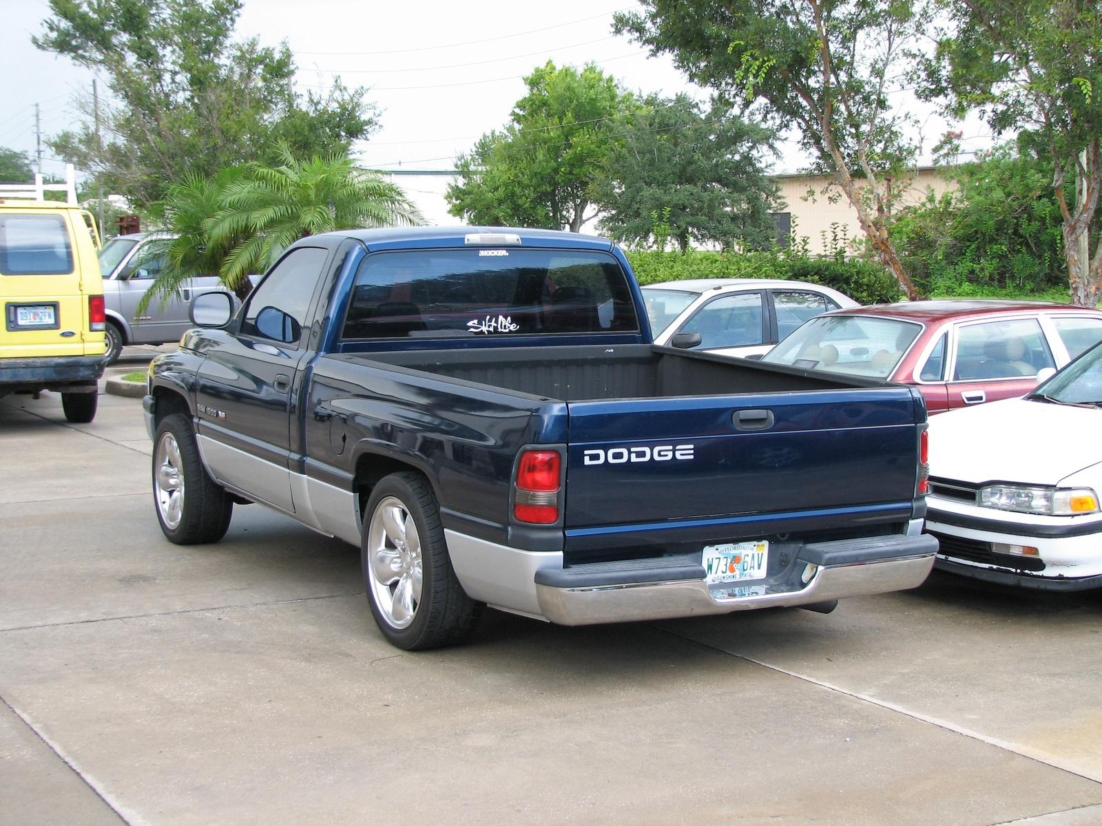 picture of 2001 dodge ram pickup 1500 2 dr st standard cab sb. Black Bedroom Furniture Sets. Home Design Ideas