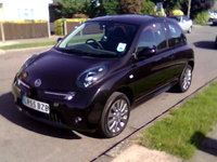 Picture of 2005 Nissan Micra, exterior, gallery_worthy