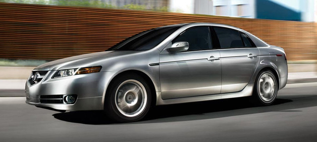 Picture of 2008 Acura TL