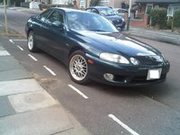 1997 Toyota Soarer Overview