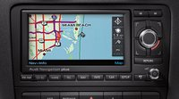 2010 Audi A3, navigation screen , interior, manufacturer, gallery_worthy