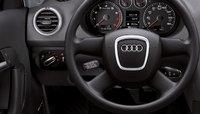 2010 Audi A3, steering wheel , interior, manufacturer