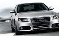 2010 Audi A4, front view, exterior, manufacturer