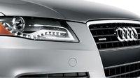 2010 Audi A4, front light, exterior, manufacturer