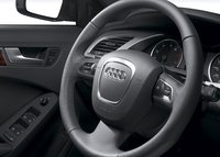 2010 Audi A4 Avant, steering wheel , interior, manufacturer