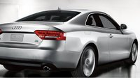 2010 Audi A5, back view, exterior, manufacturer