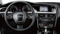 2010 Audi A5, dashboard, interior, manufacturer