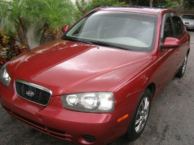 Picture of 2002 Hyundai Elantra GLS Sedan FWD