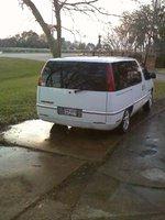 1992 Chevrolet Lumina Minivan Overview