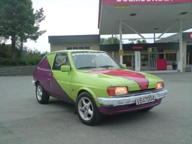 Picture of 1985 Ford Fiesta