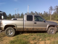 2001 Chevrolet Silverado 2500HD LT Extended Cab 4WD picture, exterior