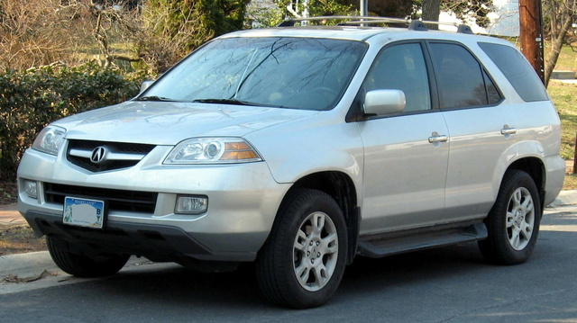 Picture of 2007 Acura MDX
