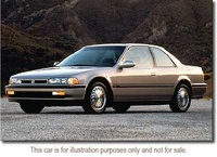 Picture of 1990 Honda Accord LX Coupe, exterior