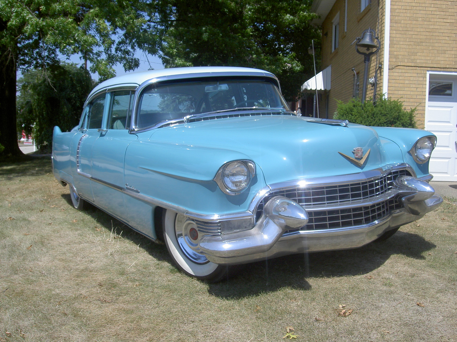 Picture of 1955 Cadillac Fleetwood, exterior