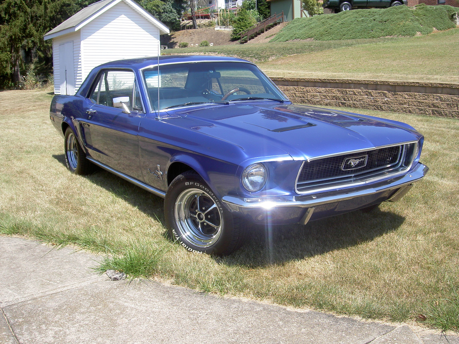 1968 Ford Mustang Pictures Cargurus