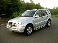 2004 Mercedes-Benz M-Class ML500, 2004 Mercedes-Benz ML500 4 Dr ML500 AWD SUV picture, exterior