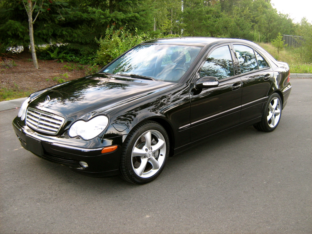 Mercedes c230 kompressor for Mercedes benz c230 kompressor 2005