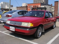 1990 Mercury Topaz Overview
