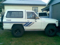 1987 Nissan Patrol Overview