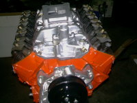 Picture of 1987 Chevrolet S-10 Blazer, engine