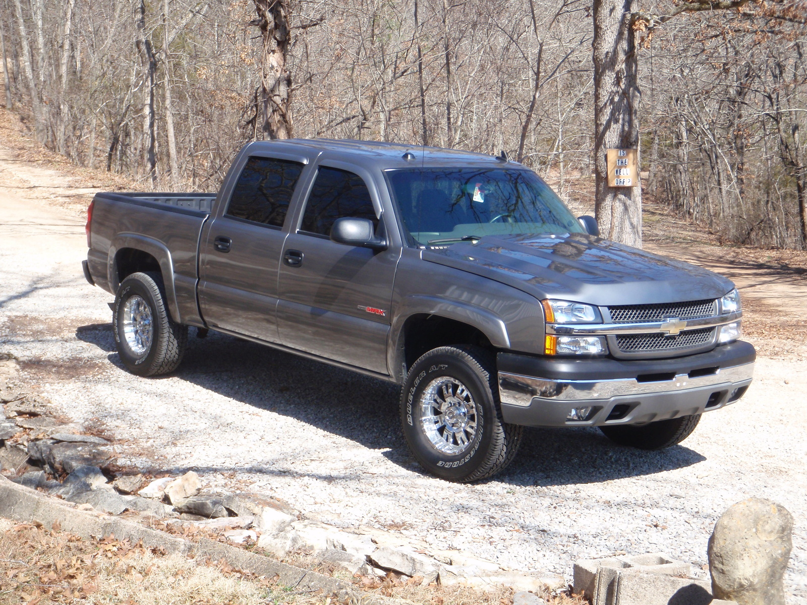 picture of 2006 chevrolet silverado 1500 lt1 4wd exterior. Cars Review. Best American Auto & Cars Review