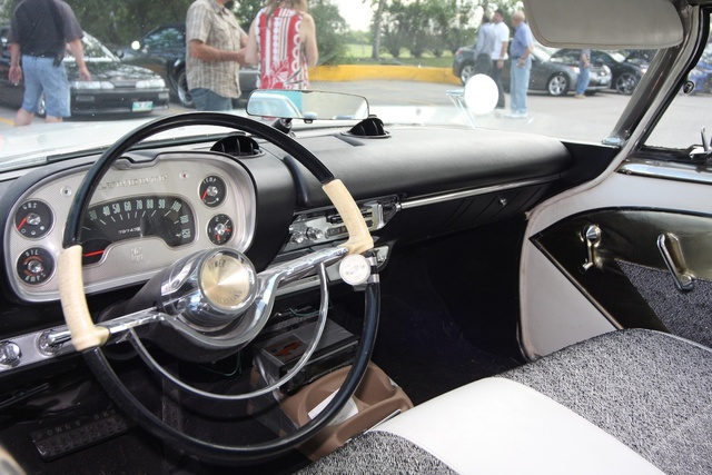 Picture of 1957 Plymouth Belvedere, interior, gallery_worthy