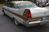 1957 Plymouth Fury, Picture of 1957 Plymouth Belvedere, exterior
