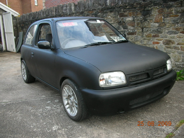 Picture of 1995 Nissan Micra