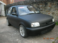 1995 Nissan Micra Overview