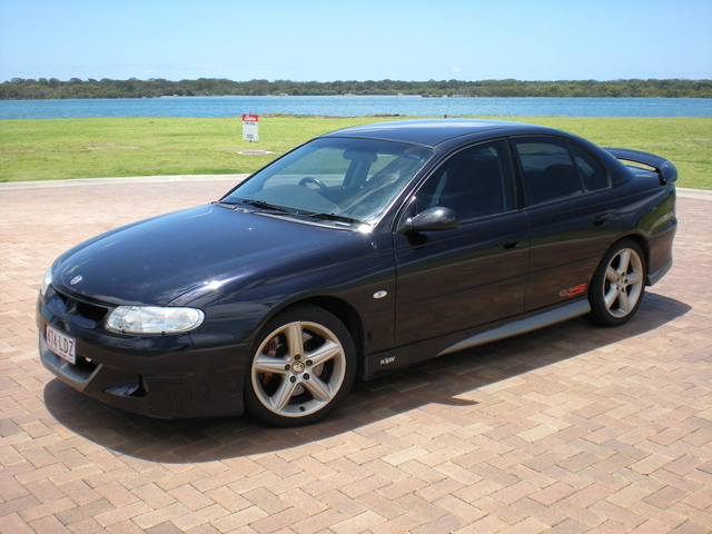 Picture of 1998 HSV GTS