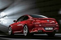 2010 BMW M6, back view, exterior, manufacturer