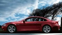 2010 BMW M6, side view, exterior, manufacturer