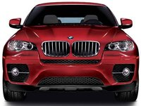 2009 BMW X6 xDrive50i, front view, exterior, manufacturer
