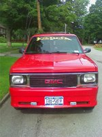 Picture of 1993 GMC Jimmy 2 Dr SLE 4WD SUV, exterior