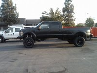 Picture of 2008 Ford F-450 Super Duty Lariat Crew Cab 4WD, exterior, gallery_worthy