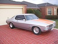 1972 Holden Monaro Overview