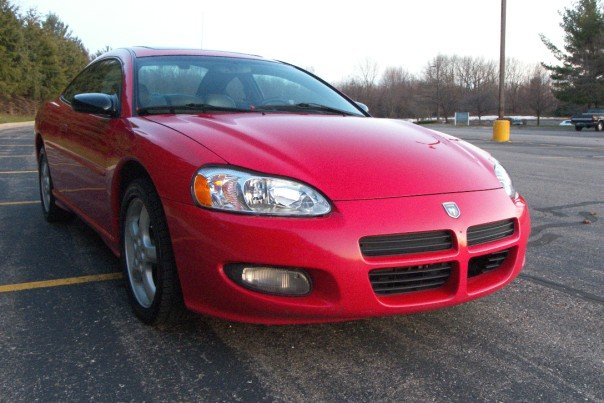 2003 Dodge Stratus Coupe. 2001 Dodge Stratus R/T Coupe