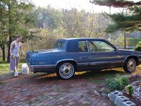 Picture of 1991 Cadillac DeVille Base Coupe, exterior