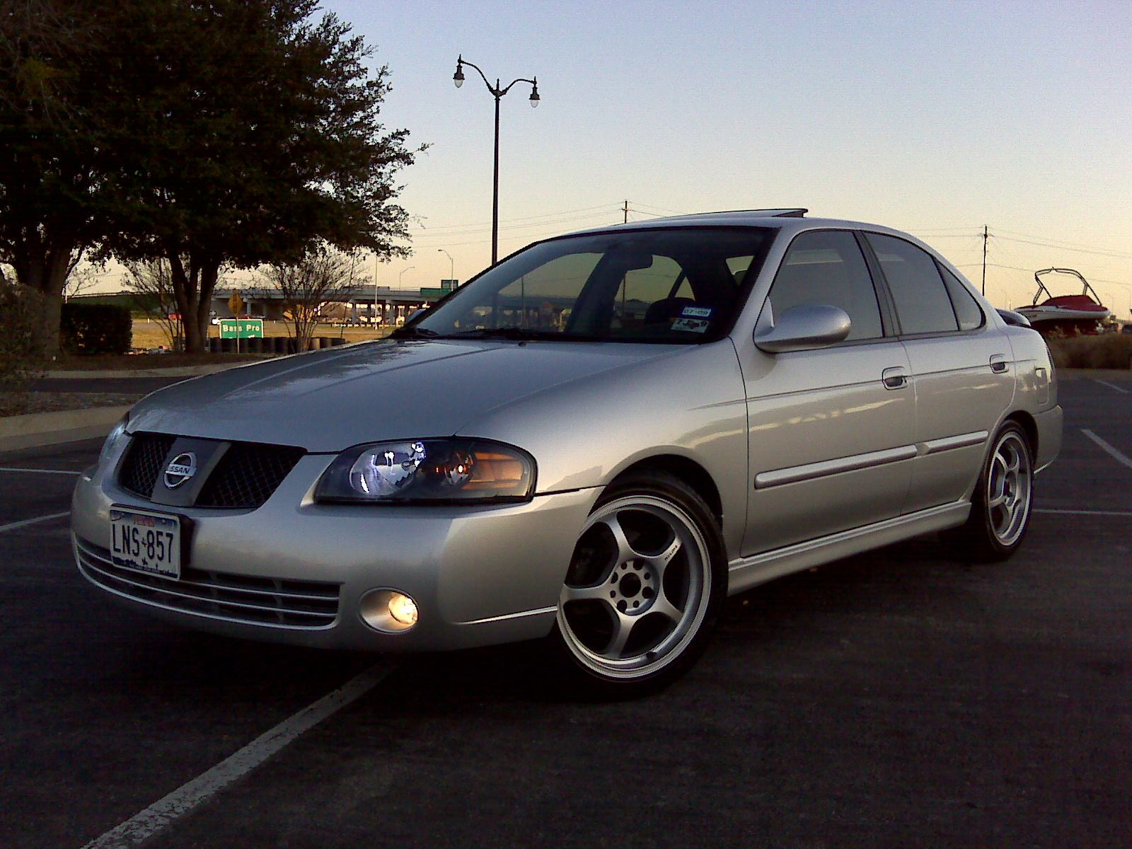 2006 Nissan Sentra Se R Related Infomationspecifications Weili 1992 Ser Spec V Picture Exterior