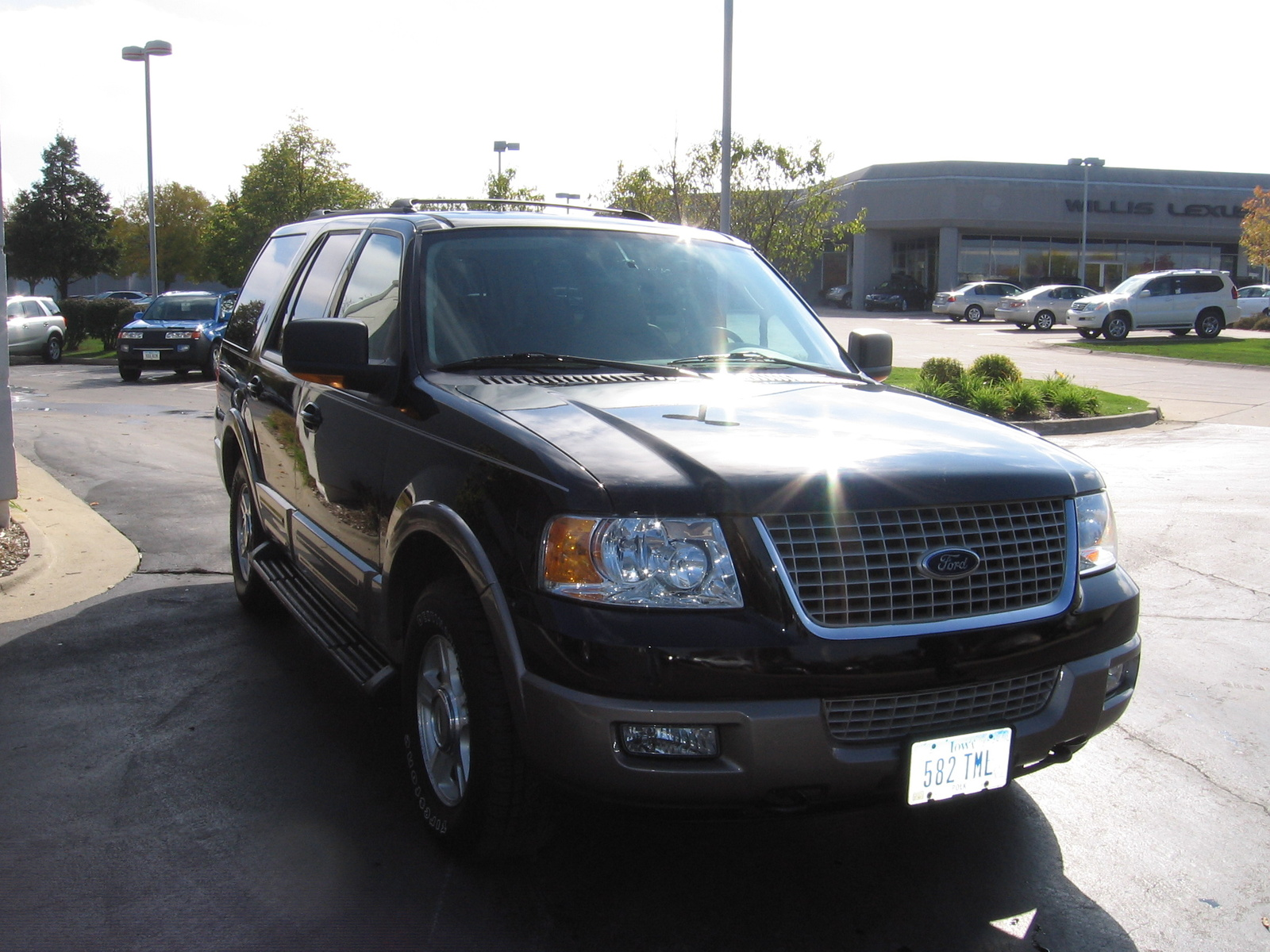 picture of 2003 ford expedition eddie bauer 4wd exterior. Cars Review. Best American Auto & Cars Review