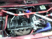 Picture of 1991 Citroen AX, engine