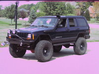 1995 Jeep Cherokee Picture Gallery