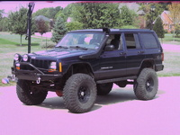 Picture of 1995 Jeep Cherokee, exterior