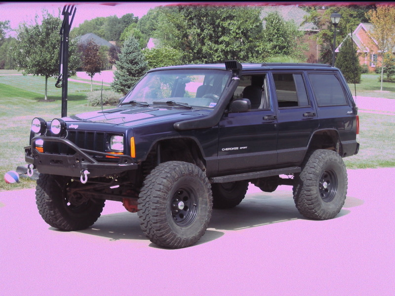 Picture of 1995 Jeep Cherokee