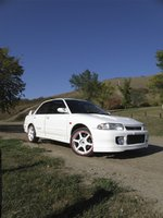 Picture of 1993 Mitsubishi Lancer Evolution, exterior