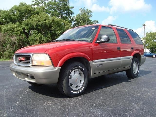 Picture of 1998 GMC Jimmy 4 Dr SLE SUV, exterior, gallery_worthy