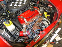Picture of 1995 Rover Mini, engine