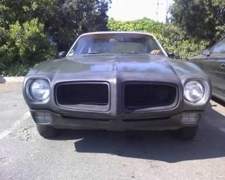 Picture of 1970 Pontiac Firebird, exterior, gallery_worthy