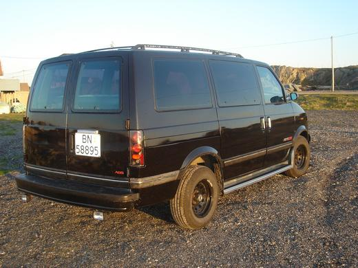 Picture of 1995 Chevrolet Astro 3 Dr LT Passenger Van Extended, exterior